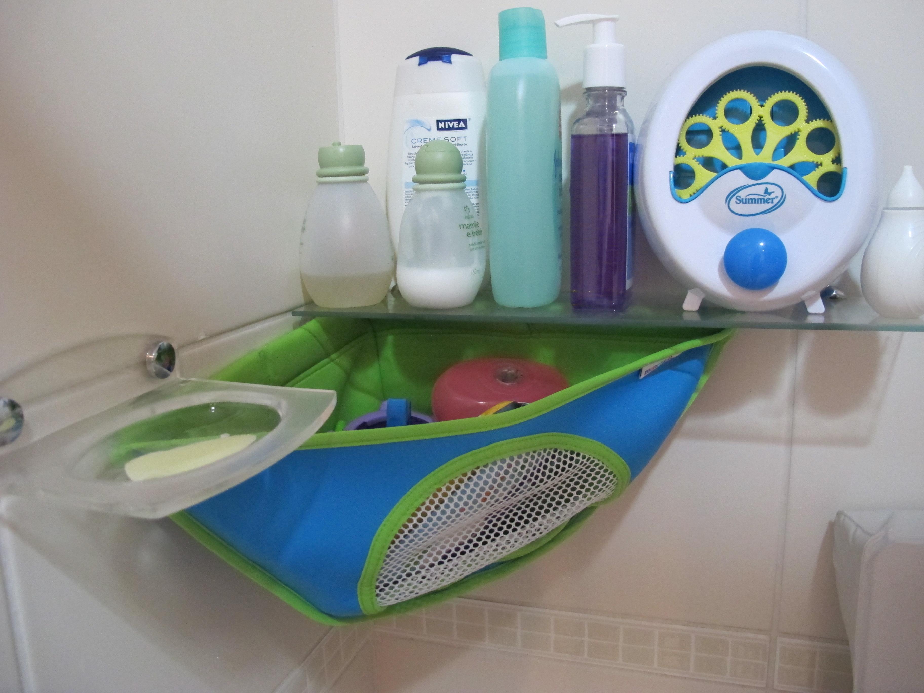 Organizador de Brinquedos para Banheiro Munchkin – Mudei de Opinião  #275E8B 3648x2736 Banheira Inflavel Banheiro